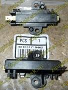 Щетки двигателя, 5x12.5x32, CESET-2шт. 481281719402
