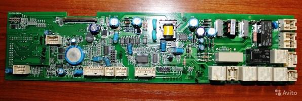Электронные модули для сушильных машин
