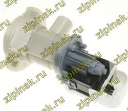 Насос Whirlpool 480110100001 с микро фишкой питания - фото 11047