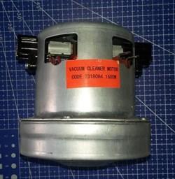 Мотор пылесоса 1600w, H=116/36mm, D=100/84mm зам. 11me89 11me88