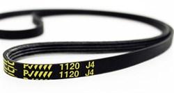 Ремень 1120 J4 черный 1120мм, megadyne BLJ113UN зам. BLJ114UN - фото 21194