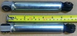 Амортизатор СМА Miele ANSA 120N L=170-265mm, втулка 8x24mm 12ph74 зам. SAR000MI - фото 27662