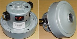 Мотор пылесоса 1600W H=116/50mm D135mm Samsung VC07221GPw зам. VCM-04S, DJ31-00005H, VC07202W, VC07201Fw, VC0765Fw, VCM04S, YDC42, VCM-K50HU, VCM-K40HU, VAC031UN, VAC030UN, VC07224W - фото 28118