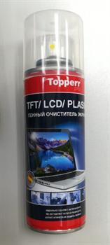 Очиститель для TFT/LCD/Plasma, спрей-активная пена, 200 мл, Испания - фото 28303