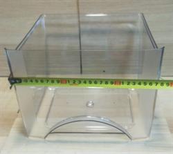 Ящик для фруктов холодильника Атлант скошенный большой 28*22*31,5см зам. 769748201201 - фото 28784