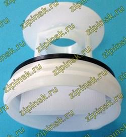Заглушка-фильтр Белая для ASKOLL, Bosch зам. 00095269, WS066, FIL002BO, BO3903 WS065 - фото 7929