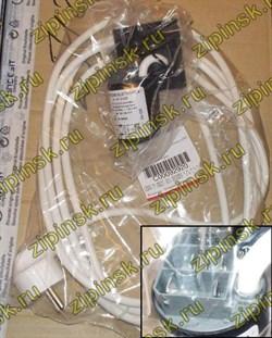 Фильтр сетевой Indesit Ariston с кабелем зам. 115166, 119128, CAP246UN, 091633 C00092920 - фото 9690