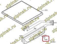 Ручка переключения программ стиральной машины Electrolux зам. 1170526600, 1170526501 1170526014