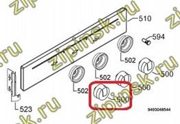 Ручка переключателя плиты Electrolux 3872910512