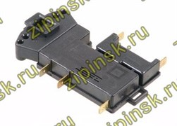Замок люка УБЛ microswitch Indesit Ariston C00036683 зам. 482000073631, 68PH031