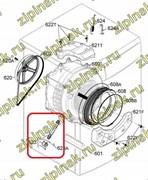 Амортизатор стиральной машины Zanussi 1552394007 Original