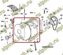Бак Electrolux 4071392437