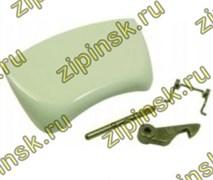 Ручка дверки (люка) Indesit ATL 53 141736 ex 082299