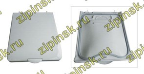 Верхняя крышка (люк в сборе с ручкой) Zanussi 1083188035