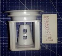 Фильтрующий элемент сливного насоса СМА Samsung DC63-00743A (DC97-09928D - в сборе)