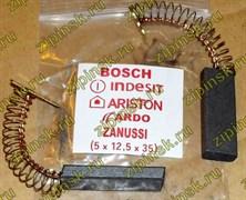 Щетки мотора 5x12.3x35 sandwich BOSCH Siemens UN125bs зам. SD005sb, G130a, Bo1503, CU125BO, 04bo05c, CAR002UN, CAR013UN, 154740