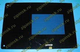 Стекло двери микроволновки 406 Х 276 мм Gorenje 245873