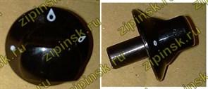 Ручка-переключатель, GAS TAP, BLACK STYLE