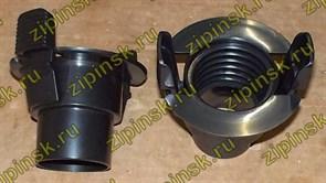 Фитинг для шланга пылесоса Samsung 32mm 2-защелки зам. DJ67-00008A FS32un
