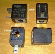 Обмотка клапана CEME 4w Q007