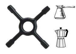 Накладка на решетку D-130mm (для малой посуды) для газ.плит WY171 зам. 481241838093, C00335320, 335320