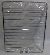 Решетка духовки раздвижная min=310x390mm max=310x570 WY158 зам. WY155