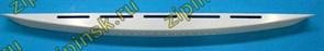 Ручка двери духовки Gorenje белая 375244 (не поставляется) зам. 629133, 629294 - черная альтернатива