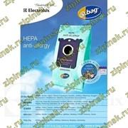 Мешок для пыли E206 4XS-BAG HEPA ANTI-ALLERGY 9001660340
