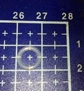 Кольцо уплотнитель 6.07x1.78mm VE457