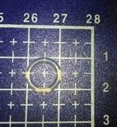 Кольцо уплотнитель 7.66x1.78mm