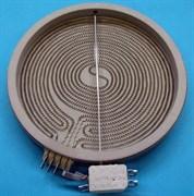 Конфорка для стеклокерамической поверхности трехзонная 3зон. D210/175/120mm 2300/1600/800W 3зон. 2300/1600/800Вт D210/175/120mm 642303 зам. 2302724841, 225848, 642302