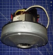 Мотор пылесоса 1000W D=105/26, H103/35mm VCM1000un зам. H074, VC07107w, VCM-DS600W, VC07312W