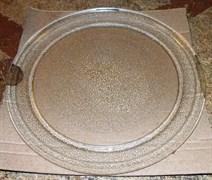 Тарелка СВЧ 245мм, БЕЗ крепления под коуплер LG-3390W1A035A 95pm03