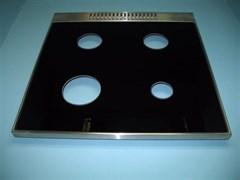 Стеклокерамический рабочий стол газовой плиты Hansa 9028900