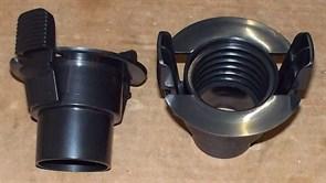Фитинг для шланга пылесоса Samsung 35mm 2-защелки DJ61-00035B