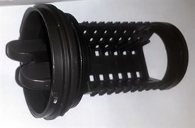 Заглушка-фильтр насоса СМА LG зам. 383EER2001A, 5230ER3002A, 383EER2001F зип 5006ER3001 FIL001LG