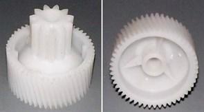Шестерня мясорубки Moulinex малая D=42/20, H=41/20mm, Z=52/11 зам. 25.042MLN MS-4775455, MS013 MM0355W