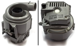 Насос циркуляции (мотор) ПММ Bosch зам. BO6002, 00755078 MTR508BO