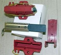 Щетки двигателя 5x12.5x32mm сэндвич зам. OAC196544, SD49030, AR1512 SD49027