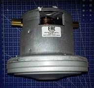 Мотор пылесоса 1400w Bosch VCM1400-H, H=121/33, D=137/97mm VC0733W зам. 11ME75, 483824=00483824, 650201=00650201