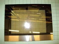 Стекло двери духовки внешнее 463/380 зам. 9040381