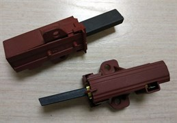 Щетки двигателя 5x13x35.5mm клемма 4.8mm SOLE Electrolux зам. GG137, 481281729604 481281719421
