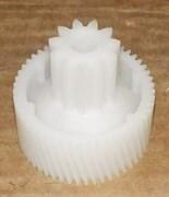 Шестерня мясорубки Moulinex MS-4775455 малая белая, D=42, d20, H41, h20, 11 зубьев, 52 зубца зам. MM0355W MS013