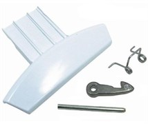 Ручка дверки (люка) стиральной машины Ariston C00259409 зам. 405296=UNI405296