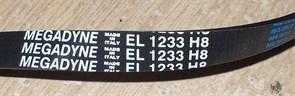 РЕМЕНЬ 1233 H8_EL 1180ММ MEGADYNE WN534