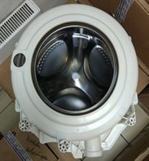 Бак, барабан в сборе для стиральной машины INDESIT, ARISTON, HOTPOINT C00109633 зам. (C00263866-на 46л, 263866-на 46л НЕ поставляется), C00293409, 293409, 044671, 101310129, 24385600500