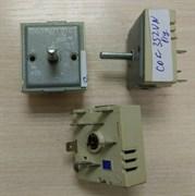 Переключатель мощности конфорка без расширенной зоны стеклокерамика шток 22мм БУ EGO 50.57071.010 зам. COK352UN