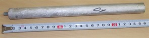 Анод магниевый D20 L250мм M6x10мм зам. 3.97.060.01 16an01