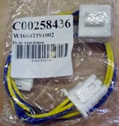 Реле тепловое с термовыключателем 4-х концевое зам. W16002191002 258436
