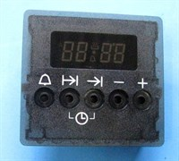 Таймер электронный духовки плиты Gorenje LED145/024.1CC 323901 зам. 155799, 618100, 261481, 403744